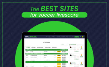 The best sites for soccer live score